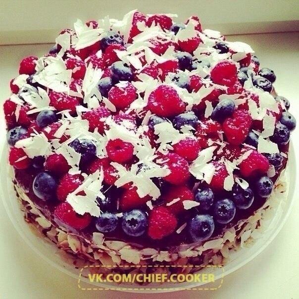 Какие милые летние тортики…