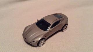 Hot Wheels Aston Martin DB10 (James Bond 007: Spectre - New for 2016! - HW Showroom)