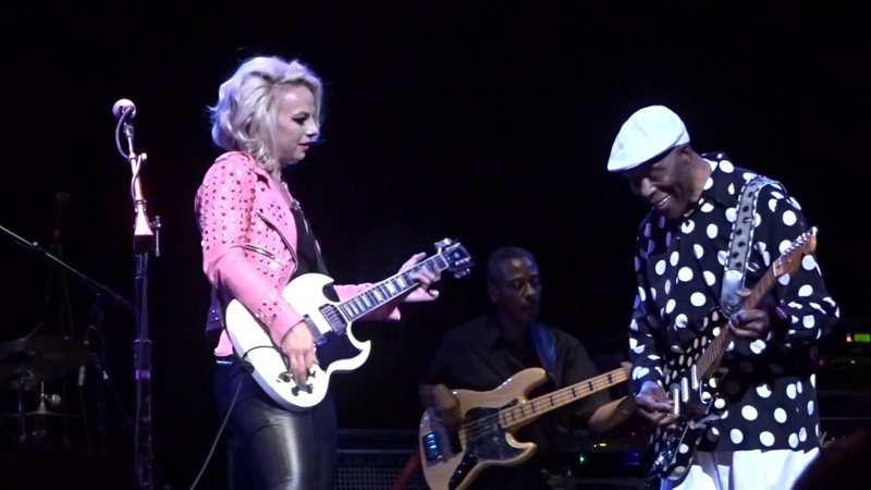 Buddy Guy and Samantha Fish - Goin' Down Slow/Close to You - Vienna VA, 6/23/2019