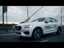 Volvo XC60 Вольво ХС60 в Автобиографии на Пулковском Промо ролик VOLVO в Санкт Петербурге СПб