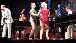 LAROQUEBROU 2019:  Nirek MOKAR et les danseurs du Festival, vendredi 09 août !!!!!