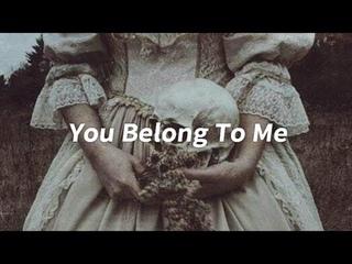 Cat Pierce // You Belong To Me (lyrics)