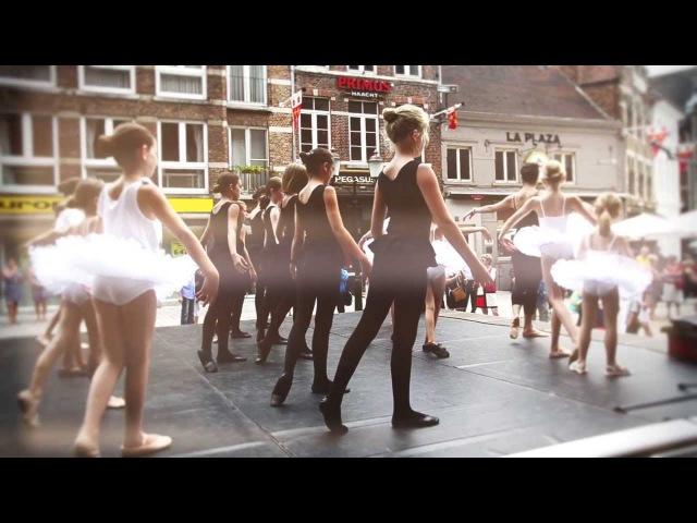 Street Ballet Workshop Diest