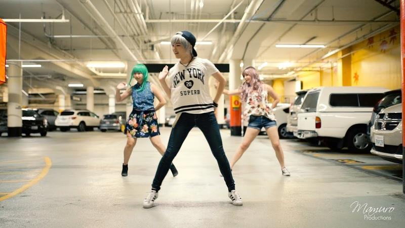 Pocky Dance