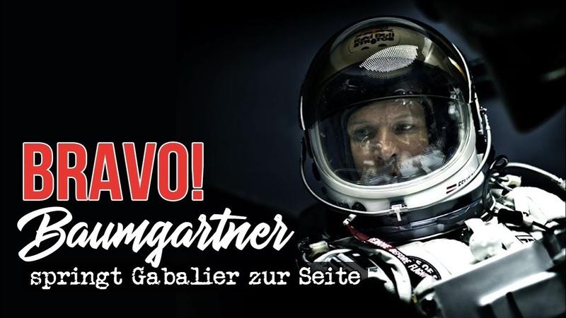 BRAVO Baumgartner springt Gabalier zur Seite
