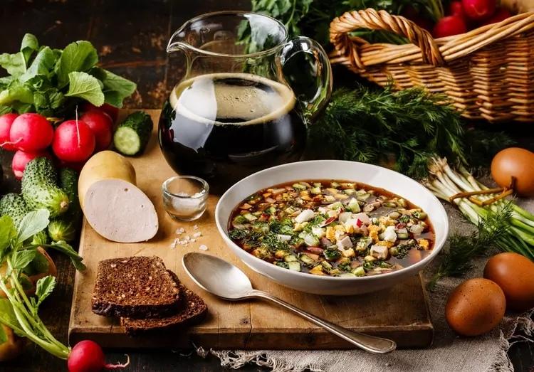Сегодня, 30 мая, самый вкусный праздник - День окрошки!