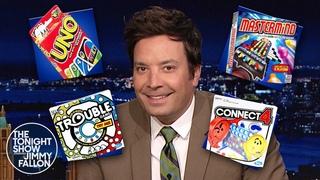 Board Game Breakdown: Hasbro's Mouse Trap   The Tonight Show Starring Jimmy Fallon