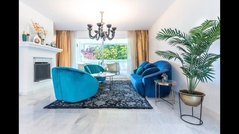 Interior design in Marbella I LUXURY PENTHOUSE