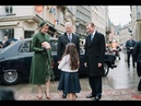 King Philippe and Queen Mathilde Of The Belgians On State visit to Luxembourg Day 1