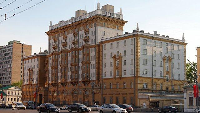 Комиссия приняла решение насчёт изменения адреса посольства США в Москве