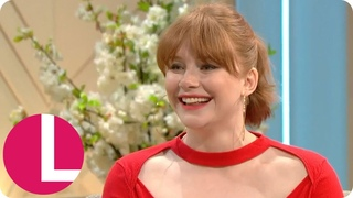 Hollywood Star Bryce Dallas Howard on the Challenge of Playing Elton John's Mother | Lorraine