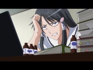 Triple Ecchi Ep. -4- rus hentai Anime Ecchi яой юри хентаю лоли косплей lolicon Этти Аниме loli