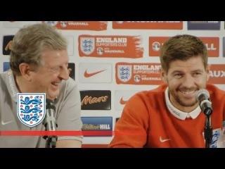 Steven Gerrard is called 'Mr Frank' | FATV Interview