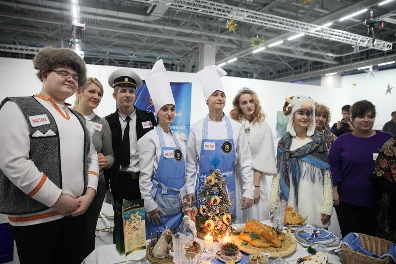 Кинокомпания «Союз Маринс Групп» на гастрономическом фестивале «Возрождаем традиции. Рождество»