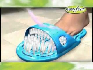 Спа система Easy Feet Изи Фит   массажные тапочки
