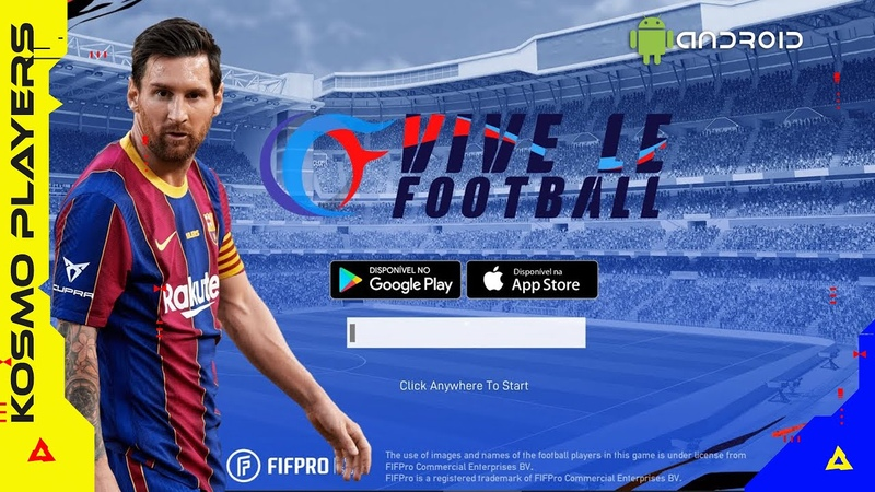 SAIU VIVE LE FOOTBALL OPEN BETA PARA ANDROID IOS PC CONFERINDO TUDO NO GAME