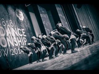 KINKYPIPL — Hip Hop @ RDC14 Project818 Russian Dance Championship 2014