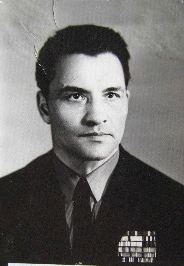 Конов Аркадий Павлович