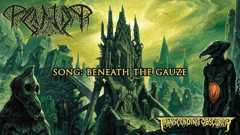 PAGANIZER (Sweden) - Beneath the Gauze (Death Metal) Transcending Obscurity HD