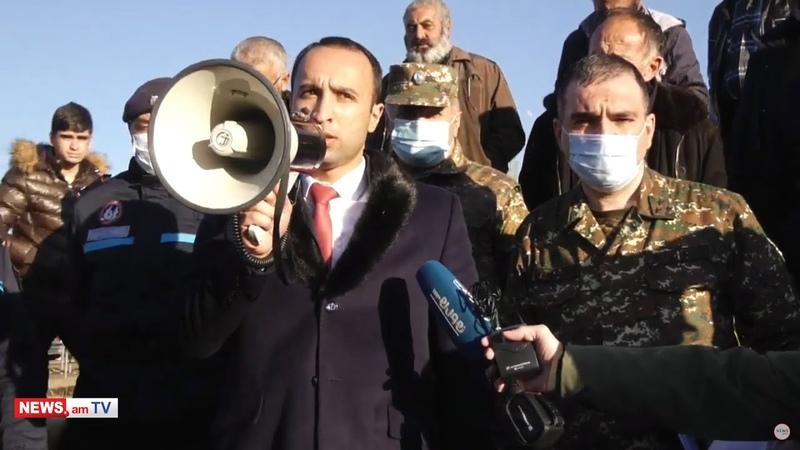 Վաղվանից վարչապետը կընդունի ձեզ Նաիրի Սարգսյանը՝ անհետ կորած զինվորների հարազատներին