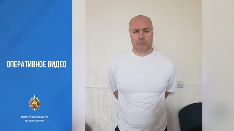 Задержан лидер банды Морозова