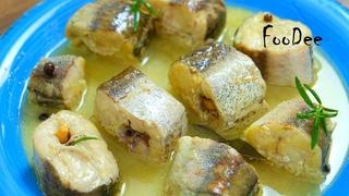 Самый нежный и вкусный минтай! Рыба тает во рту! Очень простой и быстрый рецепт