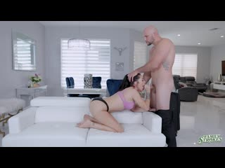 [FamilyStrokes] MJ Fresh - Perfect Hideout [2020, All Sex, Blonde, Tits Job, Big Tits, Big Areolas, Big Naturals, Blowjob]