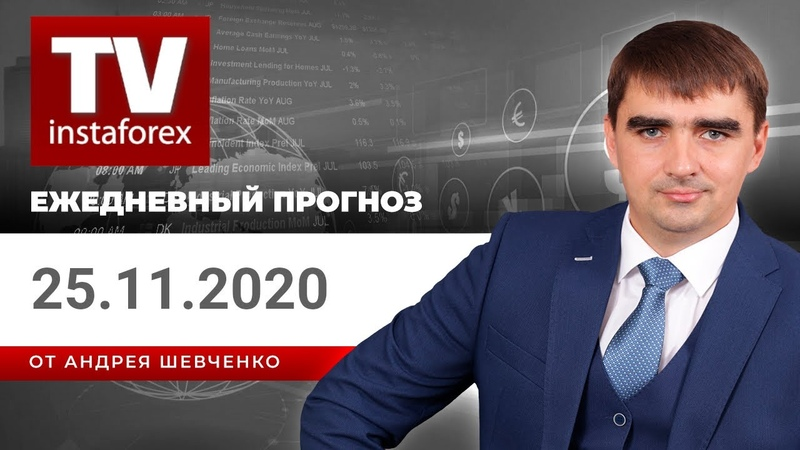 Прогноз на 25 11 2020 от Андрея Шевченко Обзор рынка Торговые идеи Ответы на вопросы