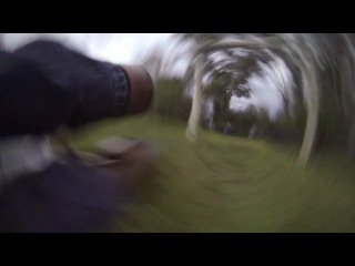 Quadcopter hits groom in the head. // Epic Fail - Seriously