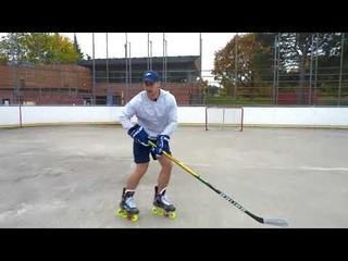 Inline Skating Edges Drills   iTrain Hockey