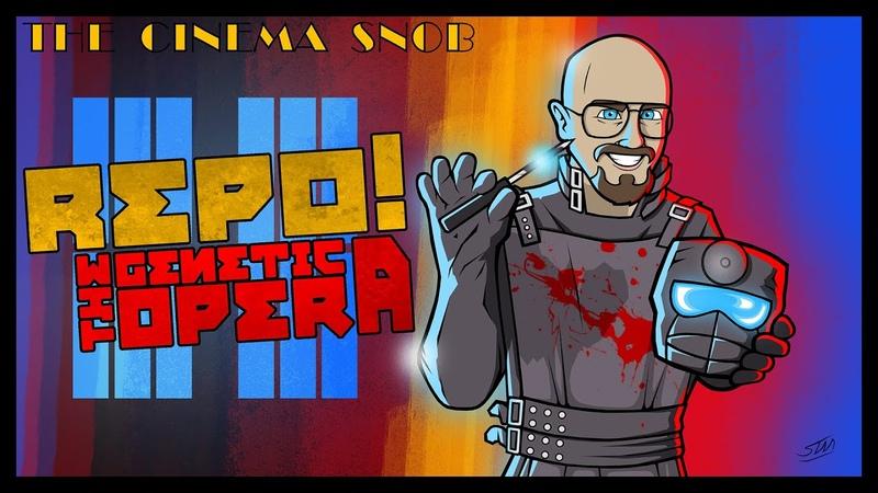 Repo The Genetic Opera The Cinema Snob