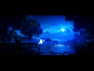 [Better loop] Ori and the Will of the Wisps Sad 21:9 3440x1440