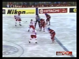 1983 Czechoslovakia - USSR 1-1 Ice Hockey World Championship, full match