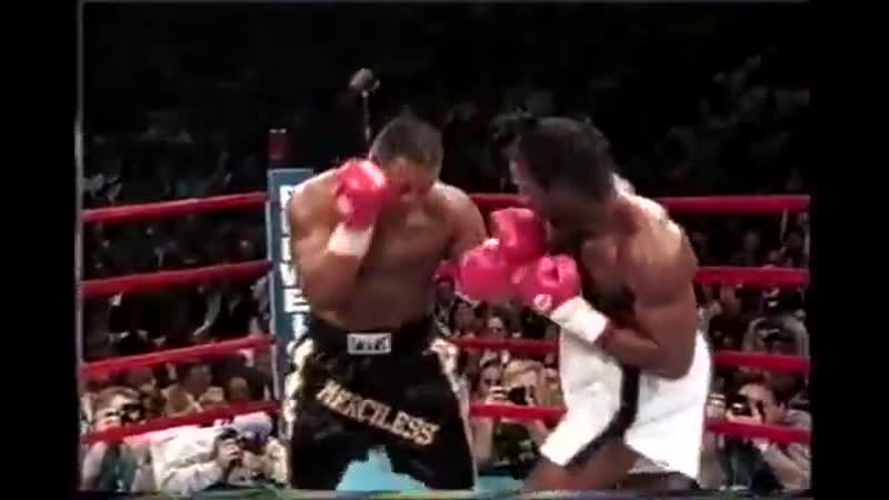 Lennox Lewis vs Ray Mercer HBO World Championship Boxing May 10 1996