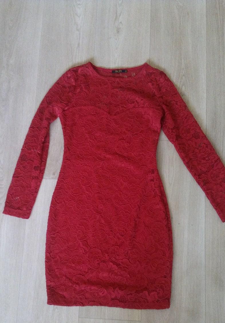 Красное платье новое. В идеальном | Объявления Орска и Новотроицка №2170