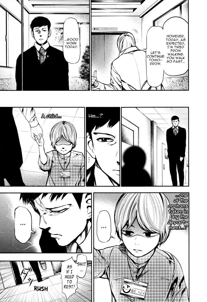 Tokyo Ghoul, Vol.2 Chapter 13 White Dove, image #17