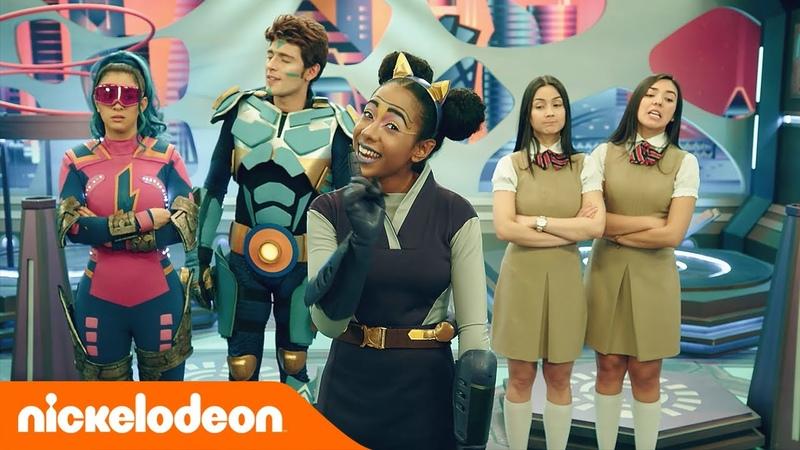 Mundo Avatar con Lili y Nora Latinoamérica Nickelodeon en Español