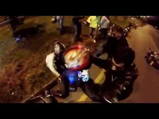 Accidente choque en Barbosa