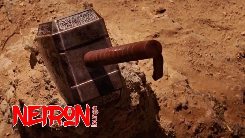 Только достойный будет обладать силой Тора Момент из фильмов Тор Мстители Мстители Эра Альтрона