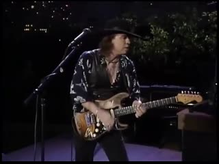 Stevie Ray Vaughan And Double Trouble -  One Night In Texas Live 1989