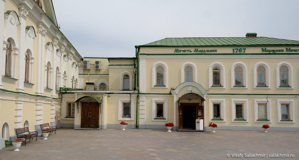 Мечеть аль-Марджани, Старо-Татарская слобода