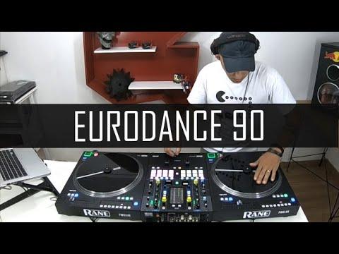 Guto Loureiro Eurodance Livemix Double U Culture Beat Twenty 4 Seven Ice MC Corona