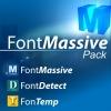 FontMassive Pack