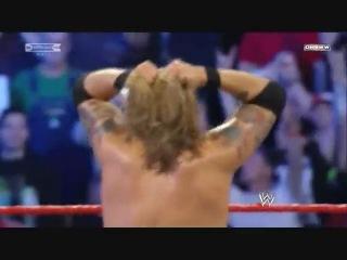 () WWE Royal Rumble 2010 - Edge Returns