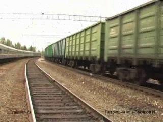 ВЛ80с-802. ст. Кешево, Иркутская обл. 2007
