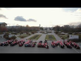 Слова благодарности от студентов УрФУ Фонду первого Президента России Б.Н. Ельцина