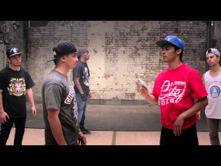 |  Sony Competition Giveaway at BBoy Championships World Finals 2013 |