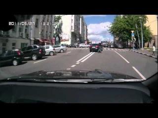 ДТП - Водитель audi совершил столкновение