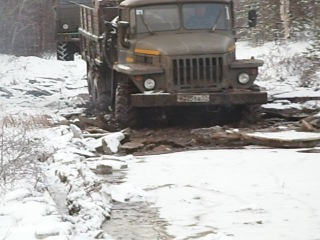 дорога на Куцколь