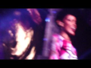 Rihanna - «Whats My Name?» (Live @ Baku Crystal Hall)